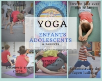 Atelier Yoga parents & enfants